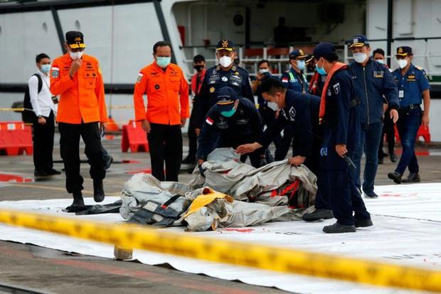 Nguyên nhân vụ máy bay Indonesia rơi sắp được hé lộ - Ảnh 1.