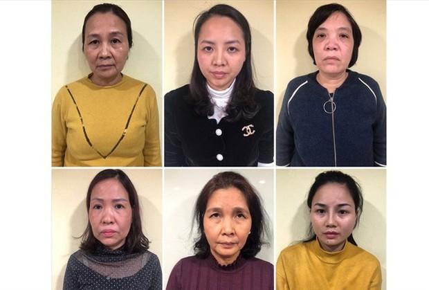 Bắt 6 nữ quái trong đường dây đánh bạc công nghệ cao ở Hải Phòng - Ảnh 1.