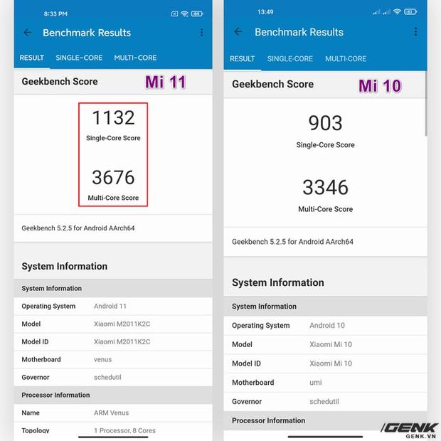 Đánh giá hiệu năng gaming trên Xiaomi Mi 11: Snapdragon 888 liệu có nóng như lời đồn? - Ảnh 3.