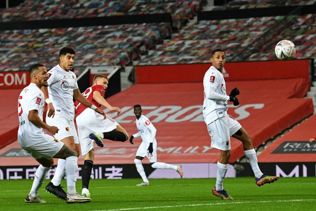 MU đánh bại đối thủ ở Hạng nhất Anh để lọt vào vòng 4 FA Cup - Ảnh 5.