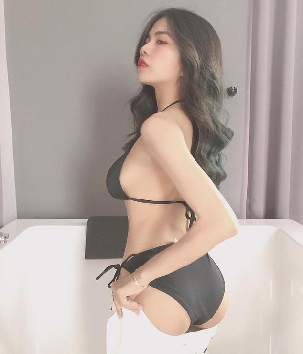 Lộ diện ứng viên thay thế Minh Nghi tại VCS 2021 - Nữ MC sở hữu body nóng bỏng mắt do chính Pelu tuyển chọn - Ảnh 6.