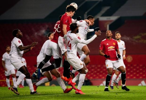 MU đánh bại đối thủ ở Hạng nhất Anh để lọt vào vòng 4 FA Cup - Ảnh 10.