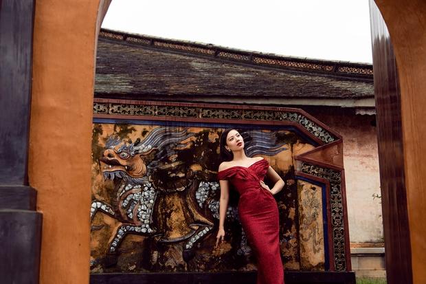 Tự tin đi Huế nhiều nhất trong dàn Hoa hậu, Á hậu nhưng Ngọc Diễm vẫn bị chương trình troll khó tin - Ảnh 15.