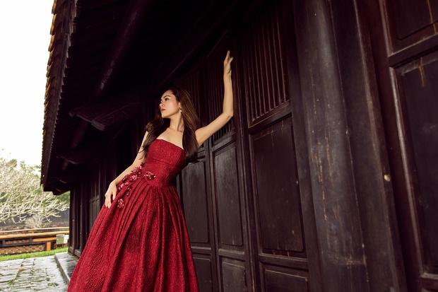 Tự tin đi Huế nhiều nhất trong dàn Hoa hậu, Á hậu nhưng Ngọc Diễm vẫn bị chương trình troll khó tin - Ảnh 16.