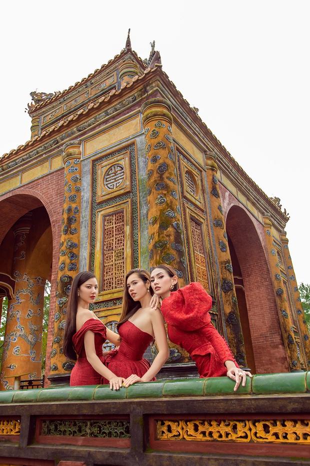 Tự tin đi Huế nhiều nhất trong dàn Hoa hậu, Á hậu nhưng Ngọc Diễm vẫn bị chương trình troll khó tin - Ảnh 12.