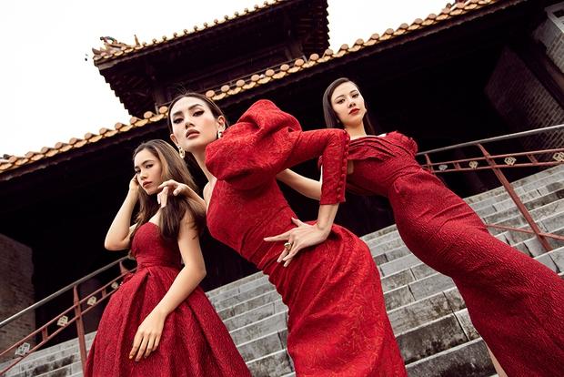 Netizen tiếp tục đòi công bằng cho Hương Ly - Nam Em - Khánh Vân khi pose dáng đỉnh nhưng bị xếp chót - Ảnh 9.