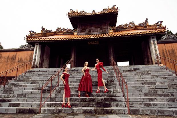 Netizen tiếp tục đòi công bằng cho Hương Ly - Nam Em - Khánh Vân khi pose dáng đỉnh nhưng bị xếp chót - Ảnh 8.