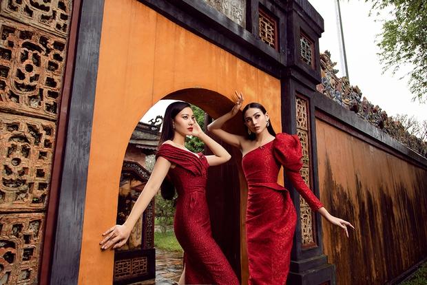 Netizen tiếp tục đòi công bằng cho Hương Ly - Nam Em - Khánh Vân khi pose dáng đỉnh nhưng bị xếp chót - Ảnh 7.