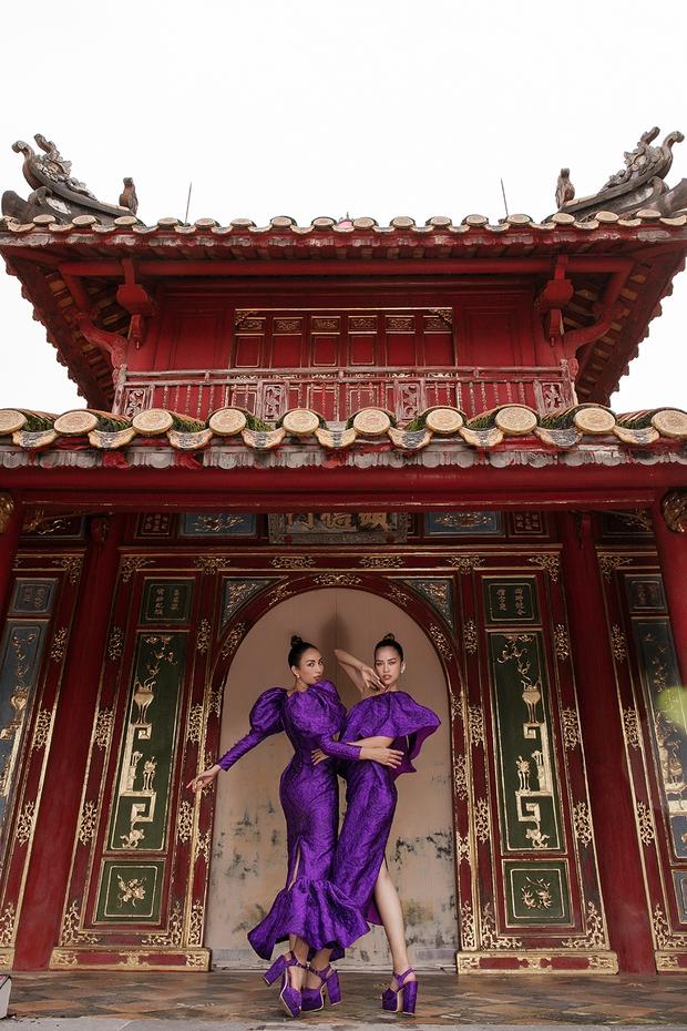 Netizen tiếp tục đòi công bằng cho Hương Ly - Nam Em - Khánh Vân khi pose dáng đỉnh nhưng bị xếp chót - Ảnh 6.