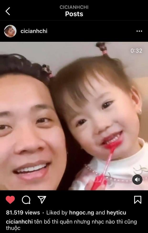 Tên bố thì quên lên quên xuống nhưng bé Cici - con gái JustaTee lại thuộc nằm lòng hit của cô Min hát siêu đáng yêu - Ảnh 4.