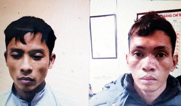 Dùng xe Airblade trộm được để đẩy xe SH ăn cắp, 2 thanh niên gặp ngay công an xã đi tuần - Ảnh 1.