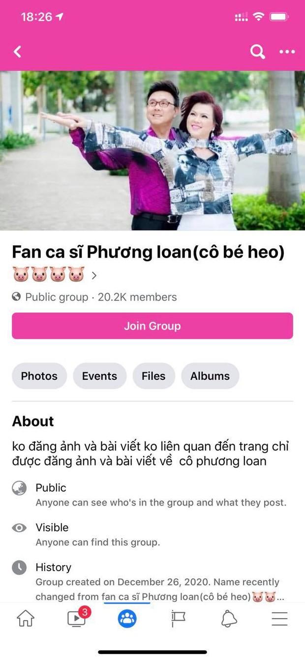 Khán giả lập hàng loạt nhóm có tên chị Bé Heo sau đám tang NS Chí Tài, có group cán mốc 20.000 người chỉ sau 2 tuần - Ảnh 2.