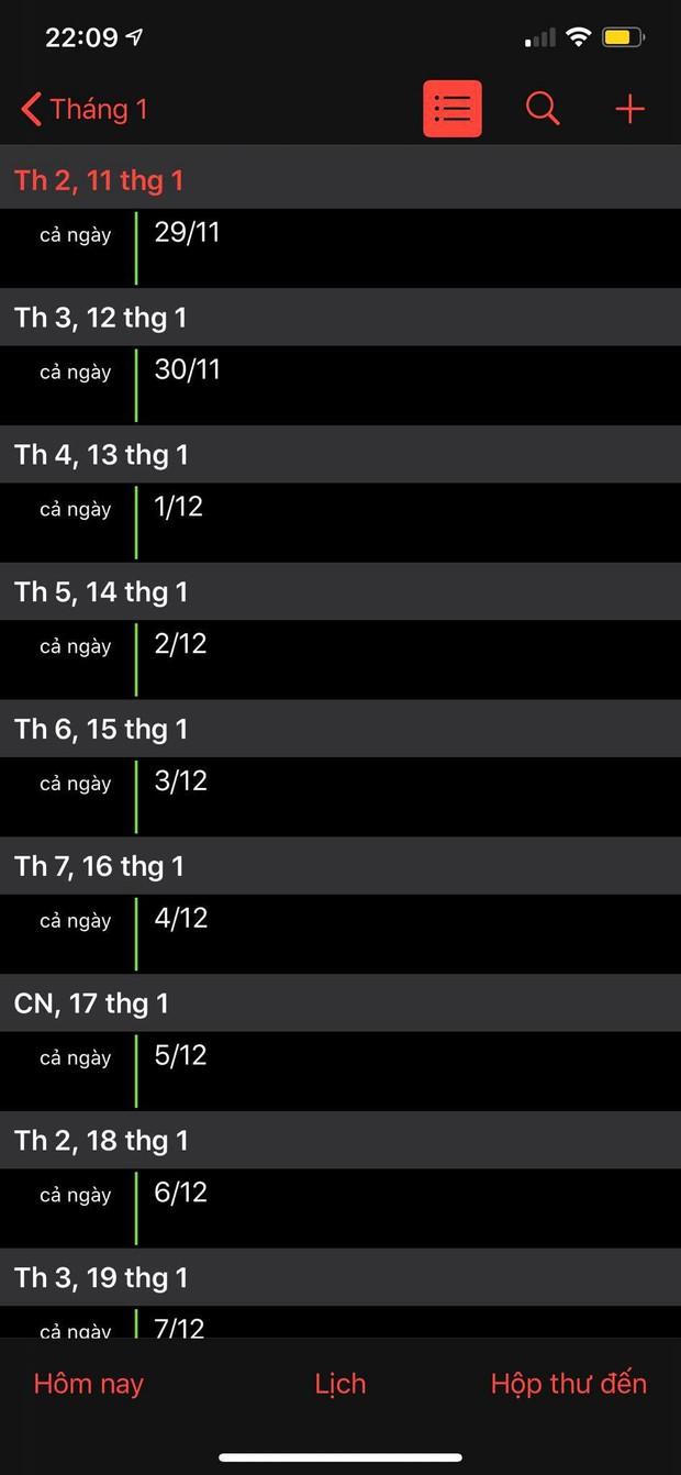 Cách hiển thị lịch âm trên iPhone mà không cần tải ứng dụng thứ 3 - Ảnh 5.