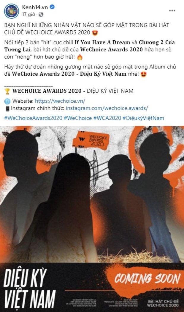 Dân mạng đoán 4 nghệ sĩ collab trong bài hát chủ đề album Diệu Kỳ Việt Nam: Bích Phương, Hoàng Thuỳ Linh, GDucky đều được gọi tên - Ảnh 3.