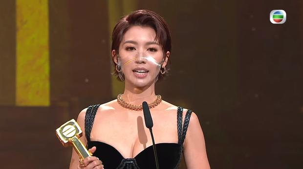 Giải TVB 2020 bị dân tình ném đá khi sao nam ngoại tình và tiểu tam tin đồn trở thành Thị đế - Thị hậu - Ảnh 2.