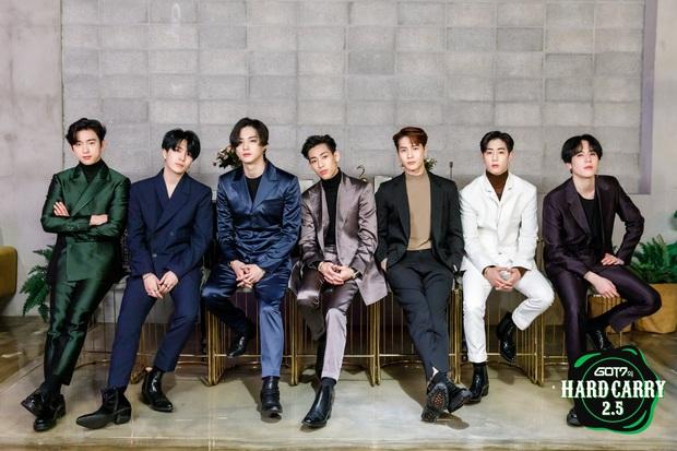 """Tương lai từng thành viên GOT7 sau khi rời JYP: Jackson có hẳn công ty riêng, Jinyoung về dưới trướng """"ông lớn"""" Lee Byung Hun? - Ảnh 2."""