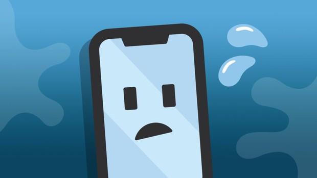 Đây là những việc bạn phải làm khi điện thoại bị rơi vào nước, tỷ lệ sống sót rất cao! - Ảnh 1.
