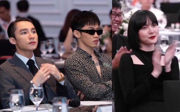 Phải chăng Xin chào Chủ tịch là một quy tắc ngầm của M-TP Entertainment, Kay Trần và Hải Tú gặp Sơn Tùng là một hai phải phép? - Ảnh 10.
