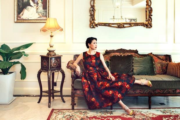 Choáng ngợp trước căn penthouse của Hoa hậu Hà Kiều Anh: Giàu có nhất nhì showbiz, view 4 mặt đều là biển và núi - Ảnh 1.