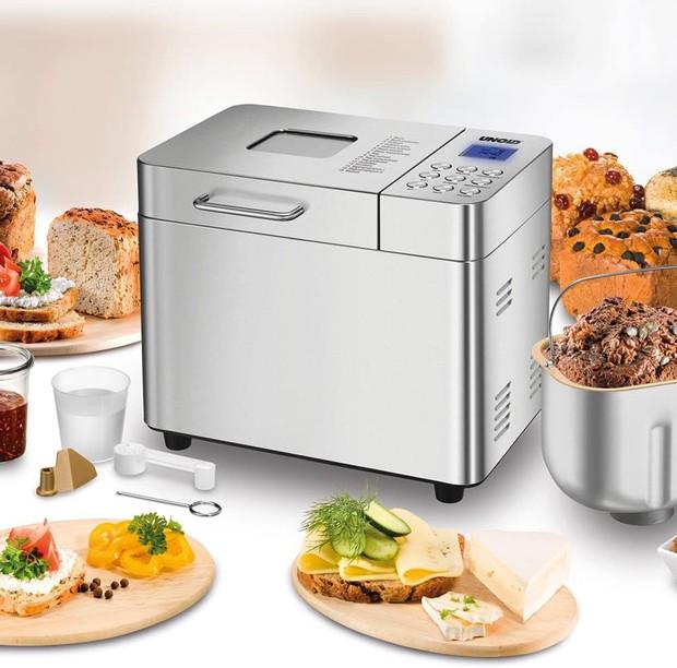 5 máy làm bánh mì giá từ 1,9 triệu cho bánh ngon như ngoài tiệm, cách dùng cực nhàn - Ảnh 7.