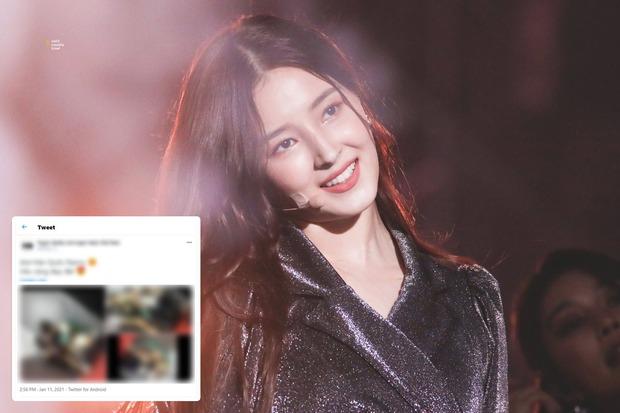 Nancy (MOMOLAND) bị chụp lén ảnh nhạy cảm ở hậu trường AAA 2019 Việt Nam, công ty sẽ nhờ cảnh sát Hàn - Việt vào cuộc - Ảnh 3.