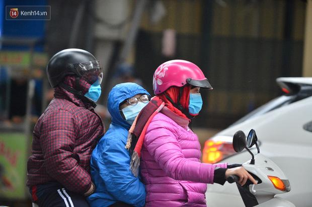 Cập nhật: Hàng trăm ngàn học sinh các tỉnh thành trên cả nước nghỉ học vì rét đậm, rét hại - Ảnh 2.