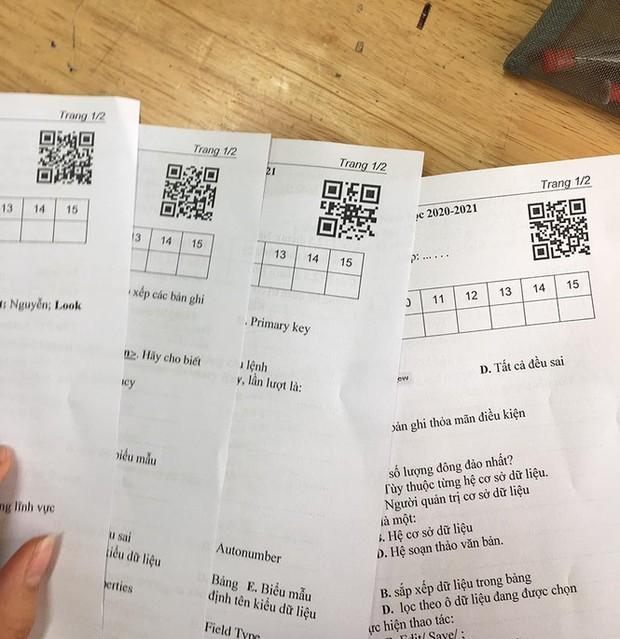 Thầy cô thời 4.0 phải đánh mã đề dị như thế này, học trò xem xong chỉ biết khóc thét - Ảnh 2.