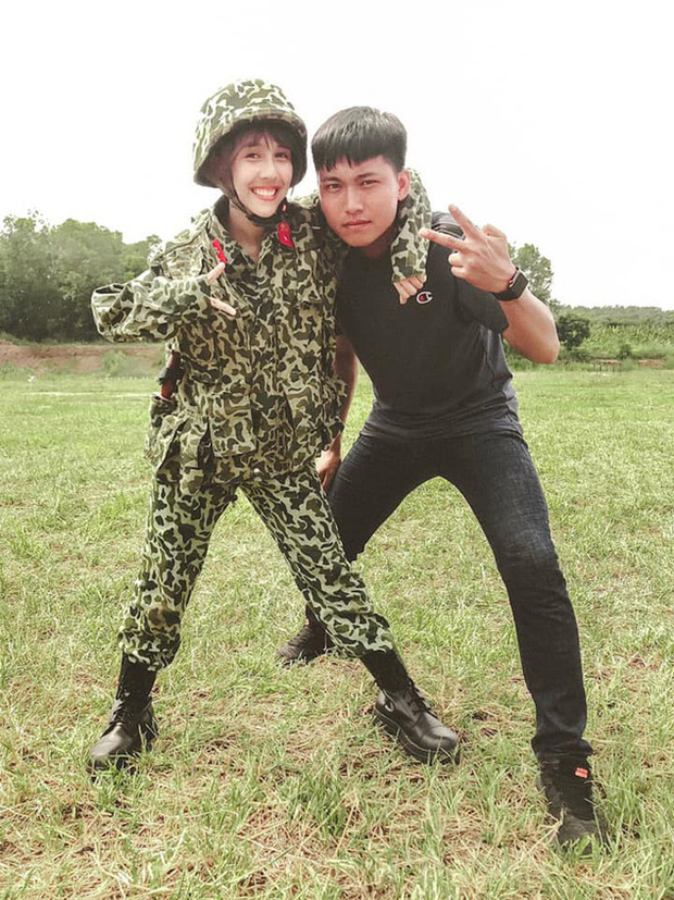 Diệu Nhi bất ngờ tiết lộ mối quan hệ Hậu Hoàng - Mũi trưởng Long hiện tại khiến nhiều fan thất vọng - Ảnh 1.