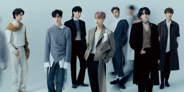 JYP chính thức xác nhận cả 7 thành viên GOT7 rời công ty: Cổ phiếu tuột dốc không phanh, bố của Mark ngầm tố công ty ngược đãi? - Ảnh 4.