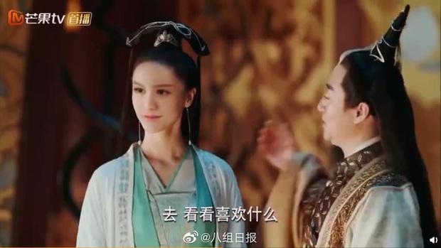 4 màn ghép mặt giả trân ở phim Trung, chỉ vì diễn viên chơi dại mà biến phim thành trò kinh dị! - Ảnh 4.