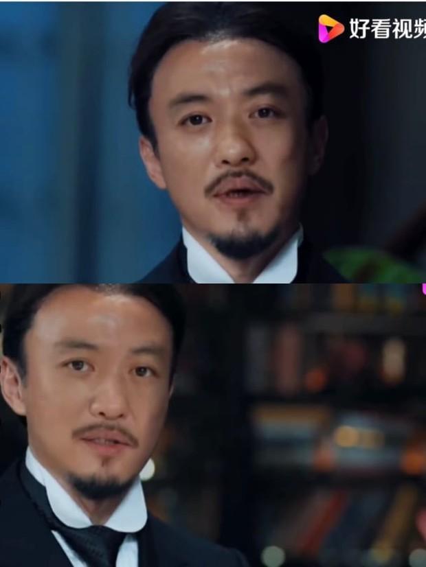 4 màn ghép mặt giả trân ở phim Trung, chỉ vì diễn viên chơi dại mà biến phim thành trò kinh dị! - Ảnh 1.