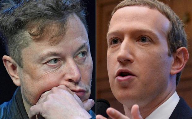 Mối thâm thù giữa Elon Musk và Mark Zuckerberg: Ghét nhau tới mức thẳng tay xóa trang Facebook của SpaceX, Tesla, gọi nhau là vô trách nhiệm - Ảnh 1.