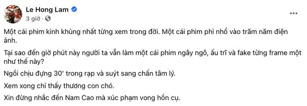 MXH bùng nổ bình luận trái chiều về Cậu Vàng: Khánh Vân, Hà Tăng, Châu Bùi đều khen ngợi nhưng khán giả lại nghĩ khác! - Ảnh 7.