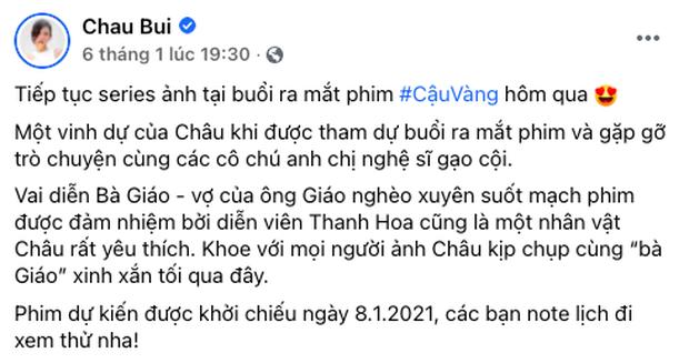 MXH bùng nổ bình luận trái chiều về Cậu Vàng: Khánh Vân, Hà Tăng, Châu Bùi đều khen ngợi nhưng khán giả lại nghĩ khác! - Ảnh 4.