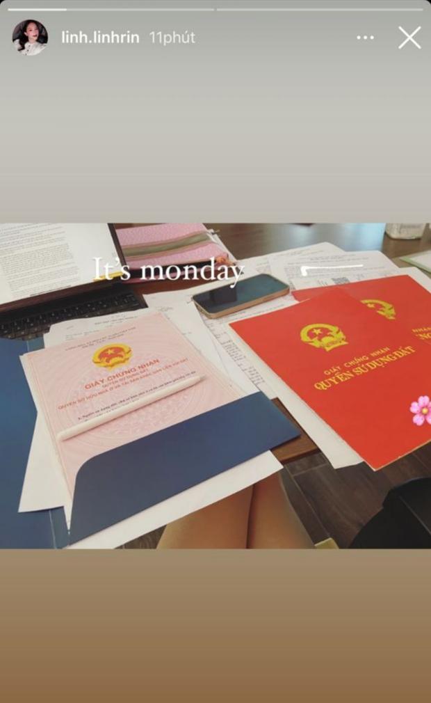 Linh Rin gia nhập đường đua khoe bất động sản sau Huỳnh Anh, Võ Ngọc Trân: Cuối năm rồi áp lực quá! - Ảnh 2.