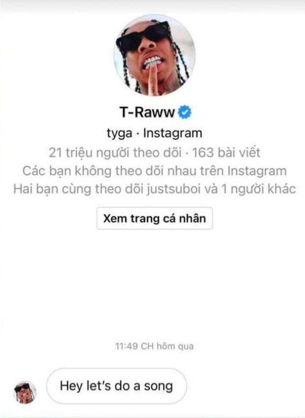 Pháo bất ngờ nhận lời mời hợp tác của rapper người Mỹ gốc Việt Tyga sau khi Hai Phút Hơn #1 Shazam cách đây chưa lâu - Ảnh 1.