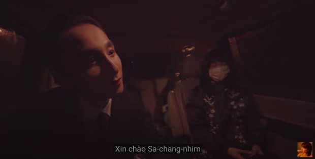 Phải chăng Xin chào Chủ tịch là một quy tắc ngầm của M-TP Entertainment, Kay Trần và Hải Tú gặp Sơn Tùng là một hai phải phép? - Ảnh 3.