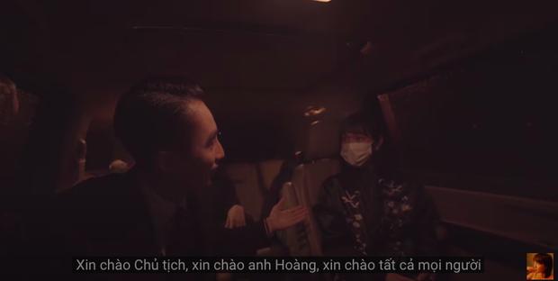 Phải chăng Xin chào Chủ tịch là một quy tắc ngầm của M-TP Entertainment, Kay Trần và Hải Tú gặp Sơn Tùng là một hai phải phép? - Ảnh 6.