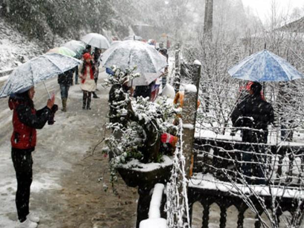 Đừng lao đến Sa Pa ngắm tuyết rơi nếu bạn chưa chuẩn bị những việc này kỹ càng, rủi ro không coi thường được đâu! - Ảnh 3.