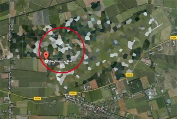 5 địa danh nguy hiểm bị làm mờ trên Google Maps che giấu điều gì? - Ảnh 3.