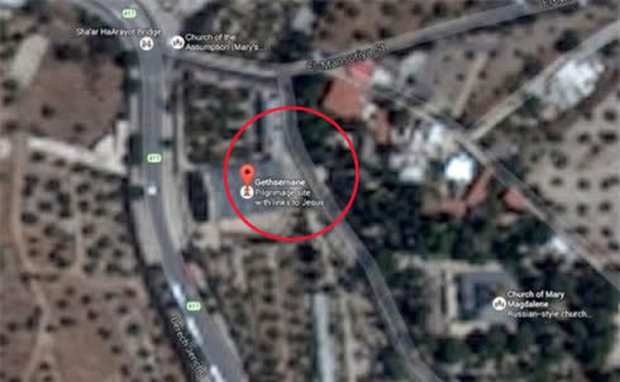 5 địa danh nguy hiểm bị làm mờ trên Google Maps che giấu điều gì? - Ảnh 5.
