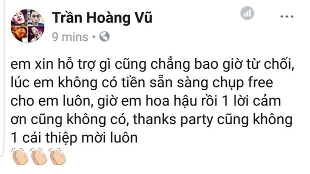 Tin nhắn hé lộ mối quan hệ giữa Hương Giang với nhiếp ảnh gia từng tố cô vô ơn 3 năm trước - Ảnh 4.