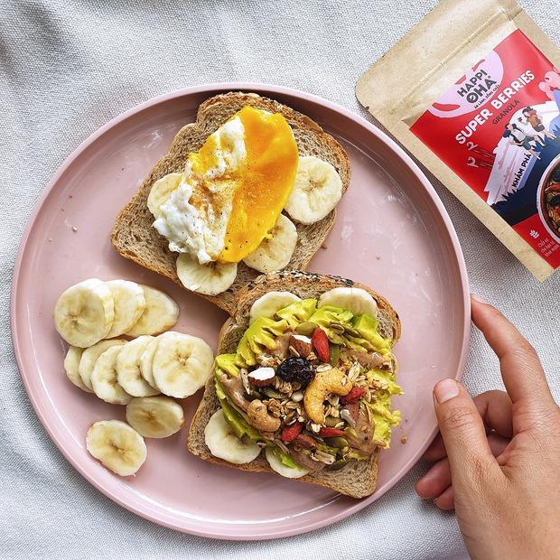 List shop bán nguyên liệu làm bữa sáng healthy và balance, ăn vào không khỏe đẹp lên mới là lạ! - Ảnh 3.