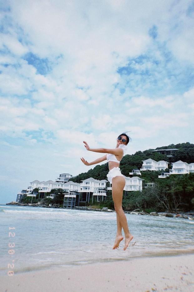 Từng bị chê quá khổ trên sóng truyền hình, Văn Mai Hương comeback với body gây ngỡ ngàng sau nửa năm - Ảnh 4.
