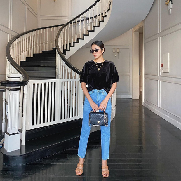 Instagram look của sao Việt: Chi Pu khoe body đồng hồ cát, Xoài Non mặc đơn giản mà xinh áp đảo chị em - Ảnh 7.