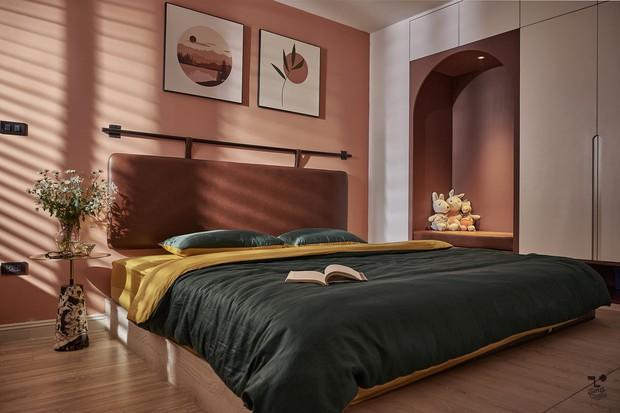 Kiến trúc sư kể chuyện nhà mình: Đập đi xây lại được căn hộ đẹp mê ly, nhìn hình thực tế mà cứ ngỡ ảnh 3D - Ảnh 7.