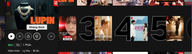 Lupin: Phim siêu đạo chích twist điên đảo làm khán giả Việt phải rần rần, leo thẳng lên top 1 thịnh hành chỉ trong vài nốt nhạc! - Ảnh 7.
