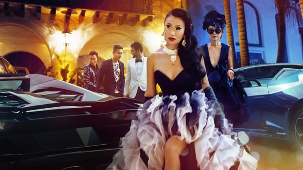 4 nhân vật siêu giàu của châu Á gây chú ý với show thực tế về lối sống xa hoa! - Ảnh 1.