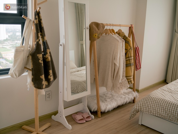 Trang Hý chơi sang ở một mình một nhà rộng 120m2 với 3 phòng ngủ, nội thất rẻ đến bất ngờ - Ảnh 9.