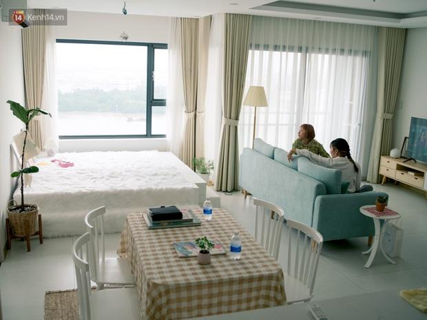 Trang Hý chơi sang ở một mình một nhà rộng 120m2 với 3 phòng ngủ, nội thất rẻ đến bất ngờ - Ảnh 6.